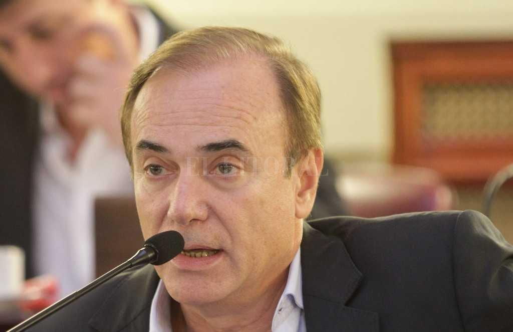 Diputado provincial Eduardo Di Pollina (PS) <strong>Foto:</strong> Archivo El Litoral