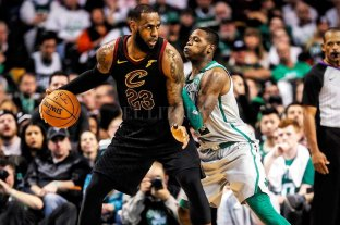 Boston jugará con Cleveland la final del Este