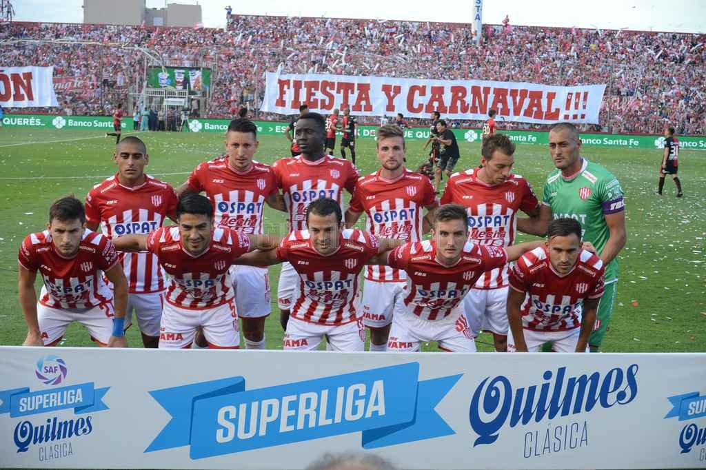 Racing Club vs Colón de Santa Fe, Superliga — En vivo