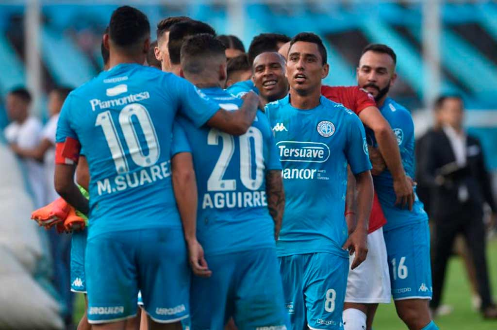 Belgrano vs Temperley, Superliga — Transmisión en vivo