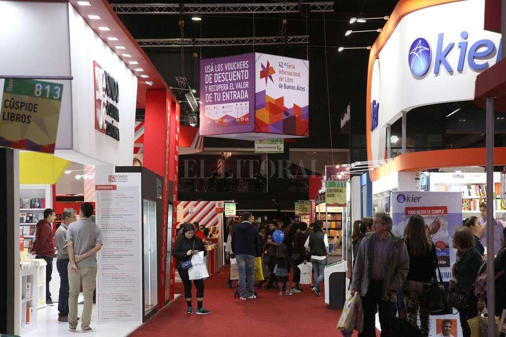 Se Despide La Feria Internacional Del Libro El Litoral