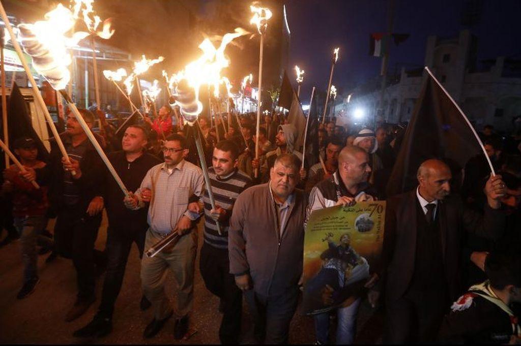 Tensión por el traslado de la embajada de Estados Unidos a Jerusalén. <strong>Foto:</strong> Internet