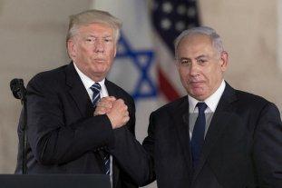 """Netanyahu agradeció a Trump: """"Usted apoyó a Israel. No tenemos mejores amigos en el mundo"""""""