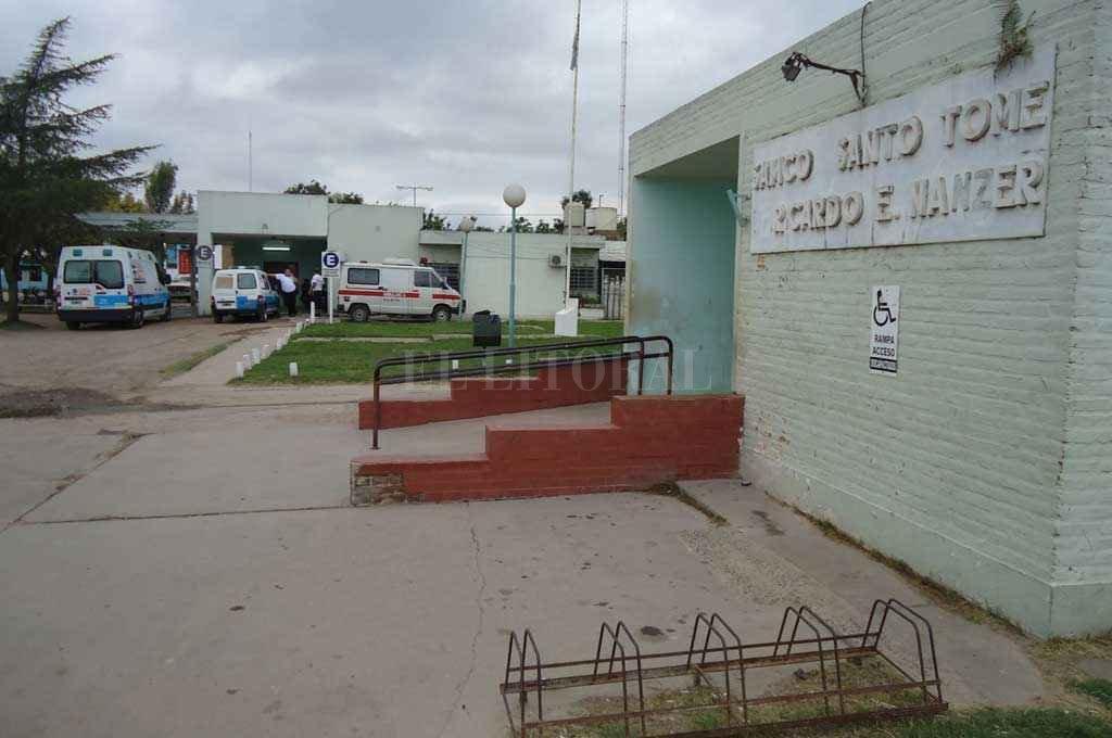 Las instalaciones del Samco de Santo Tomé fueron escenario de una pelea entre cuatro personas <strong>Foto:</strong> Archivo El Litoral