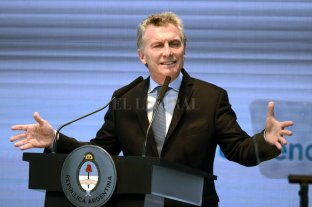 EN VIVO: Macri brinda una conferencia de prensa