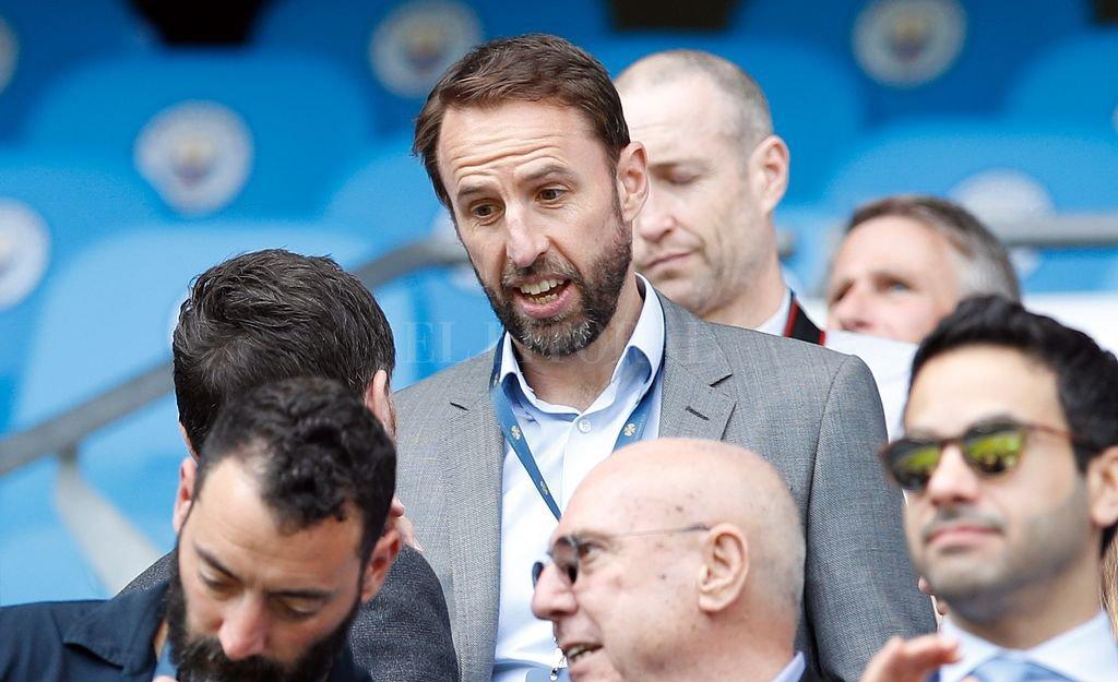 Gareth Southgate, DT del seleccionado inglés. Crédito: DPA