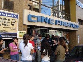 65º aniversario del Cine Club Santa Fe y los 40 años de Cine América