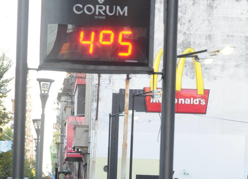 Amaneció con 4 grados en la ciudad. Imagen ilustrativa. Crédito: El Litoral