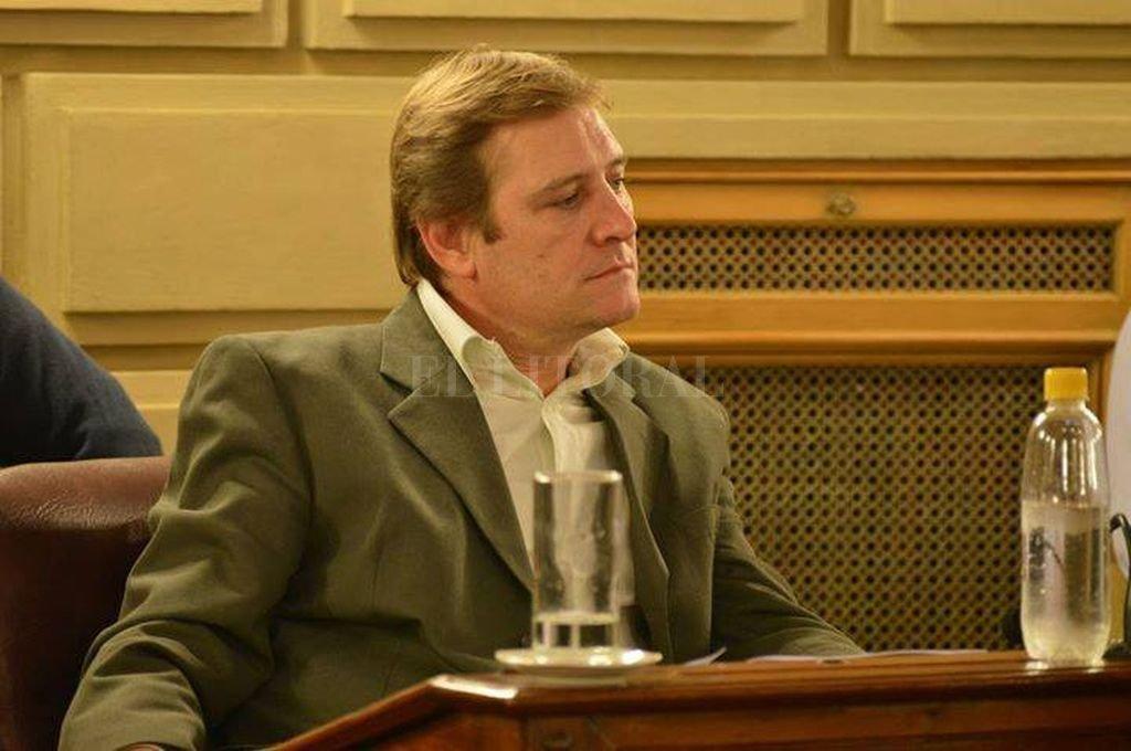 El senador por Belgrano Guillermo Cornaglia. <strong>Foto:</strong> Archivo