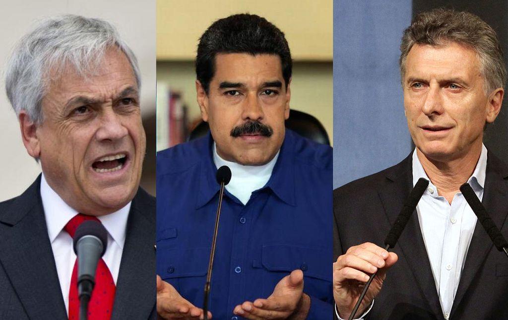 Rechazo internacional a los resultados electorales en Venezuela. Crédito: Internet