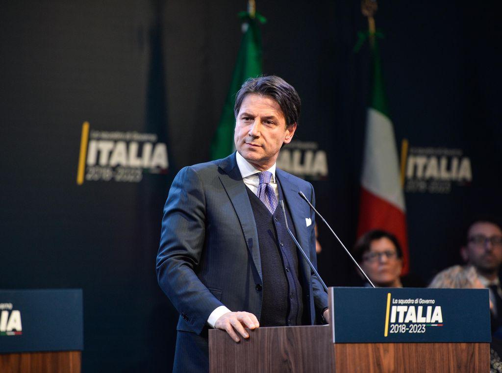 Proponen a Giuseppe Conte como nuevo primer ministro de Italia ...