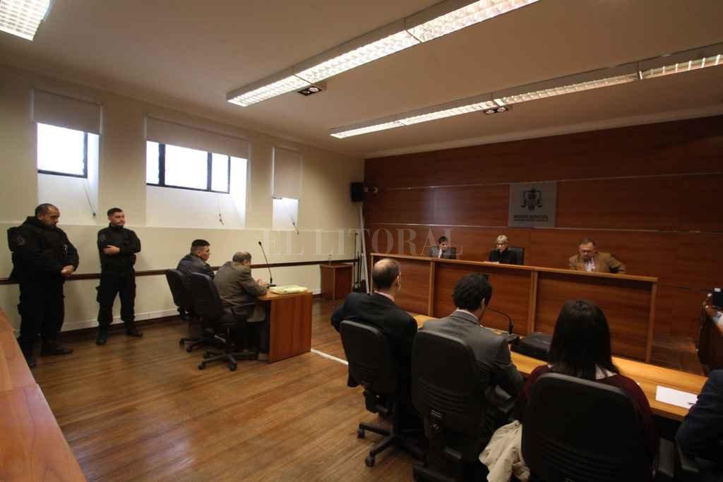 El tribunal ordenó la inmediata libertad para Hugo Ruiz Díaz, quien se encontraba preso por la muerte de José Luis Altamirano, ocurrida en febrero de 2016. <strong>Foto:</strong> Guillermo Vogt