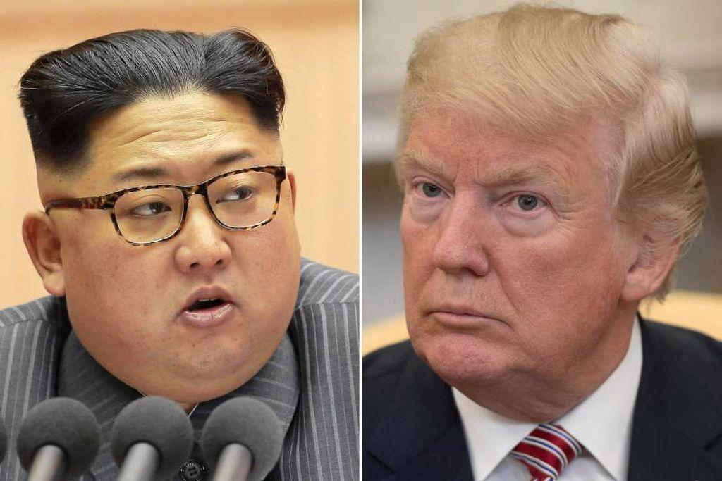 Donald Trump canceló su encuentro con Kim Jong-un. <strong>Foto:</strong> La Opinión