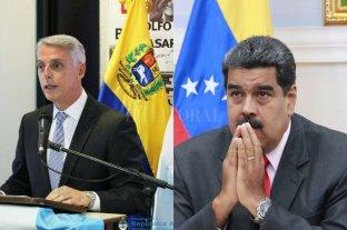 Argentina convoca a su encargado de negocios en Venezuela