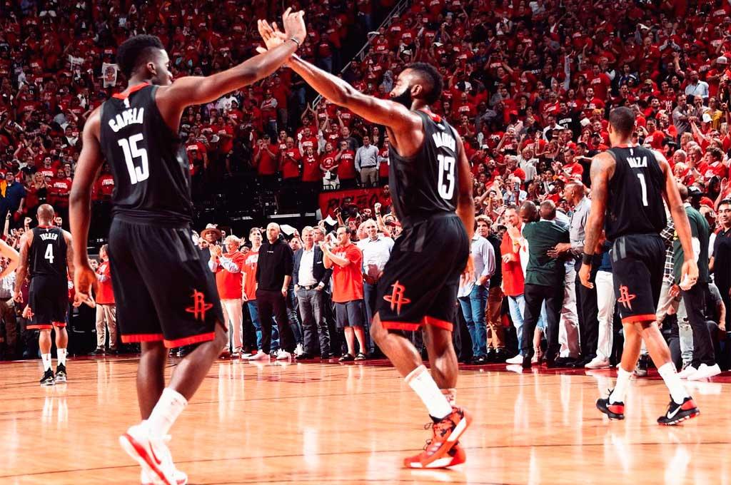 Crédito: Houston Rockets