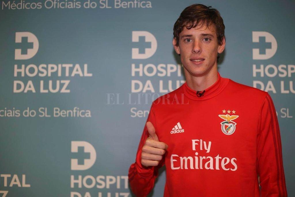 Crédito: Benfica