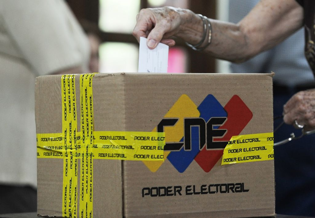 Colombia vota presidente. <strong>Foto:</strong> Internet