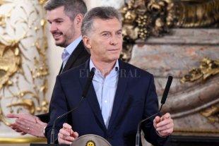Macri recibe al CEO de Mitsubishi y a autoridades correntinas