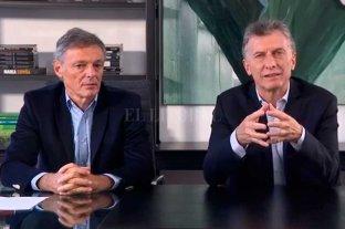 """Macri, a los senadores: """"No se dejen conducir por las locuras que impulsa Cristina"""""""