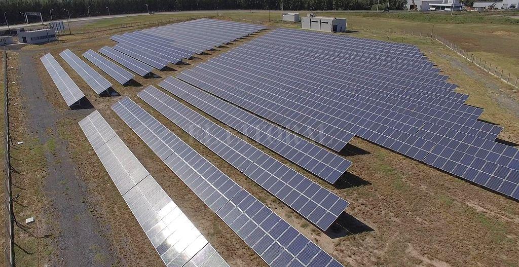 La provincia reforzará el corredor Tostado-Rafaela con energía eléctrica de fuentes renovables