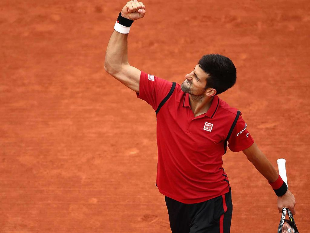 Novak Djokovic. <strong>Foto:</strong> Internet