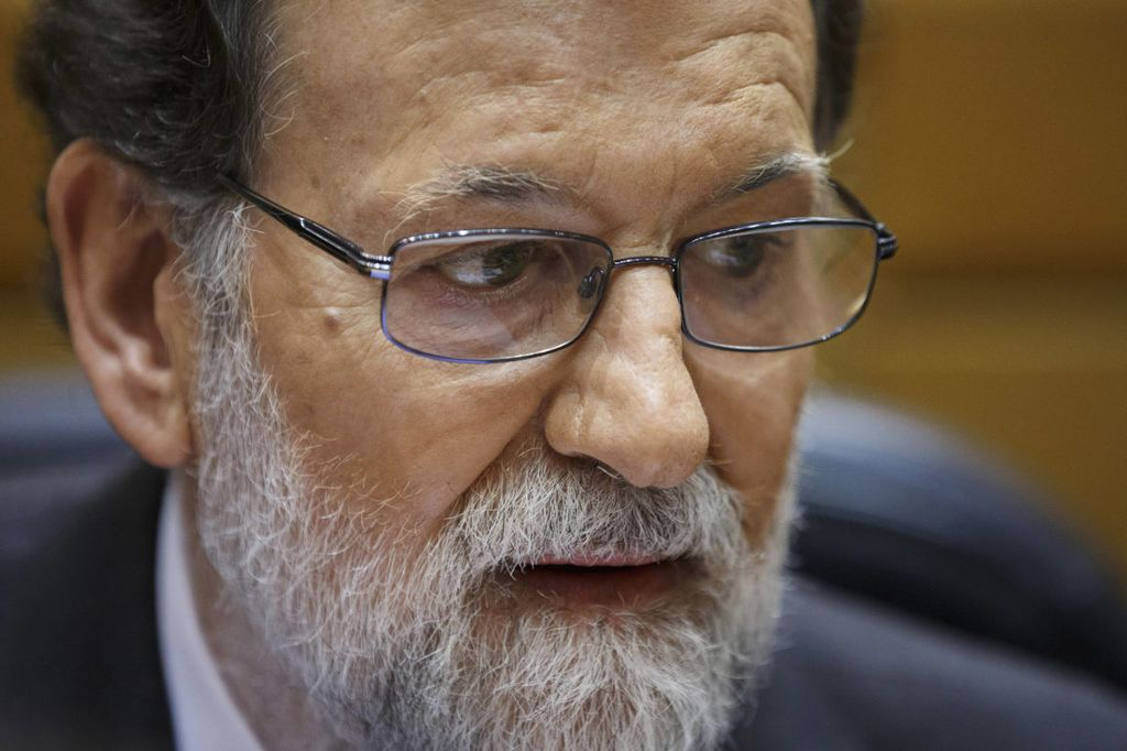 Mariano Rajoy. <strong>Foto:</strong> Internet