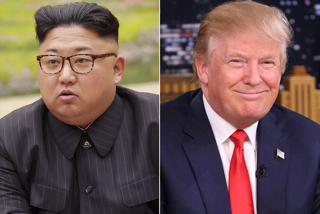 Kim Jong-un y Donald Trump se reunirían pronto. <strong>Foto:</strong> Internet