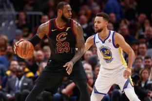 Golden State y Cleveland se vuelven a ver las caras en la final de la NBA