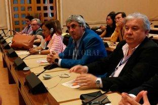 Romero participó en la reunión de la Confederación sindical de los trabajadores y trabajadoras de las Américas