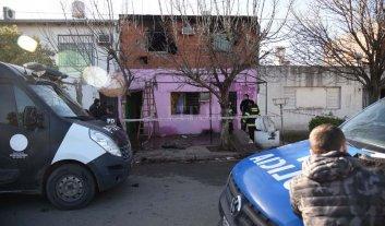 Tragedia en Rosario: una mujer y sus hijos murieron tras un incendio
