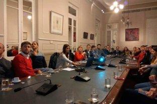 Andrea Valsagna disertó en el Programa Nuevos Dirigentes