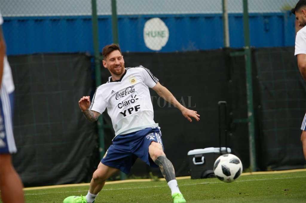 <strong>Foto:</strong> Twitter Selección Argentina