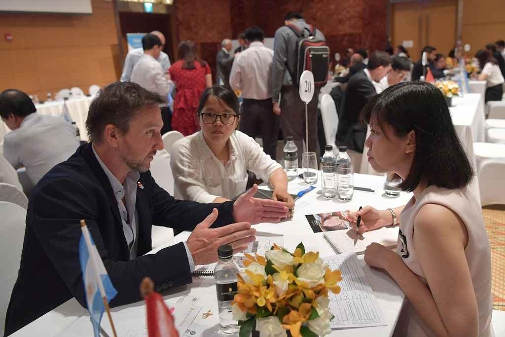 Empresarios santafesinos participaron de rondas de negocios. Con El Litoral, opinaron sobre la experiencia en Tailandia y en Vietnam. Crédito: Gentileza