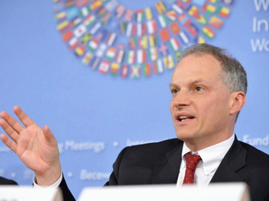 El director del Departamento del Hemisferio Occidental del Fondo Monetario Internacional, Alejandro Werner. <strong>Foto:</strong> Internet