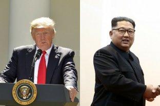 Fijan horario para la reunión entre Donald Trump y Kim Jong-un
