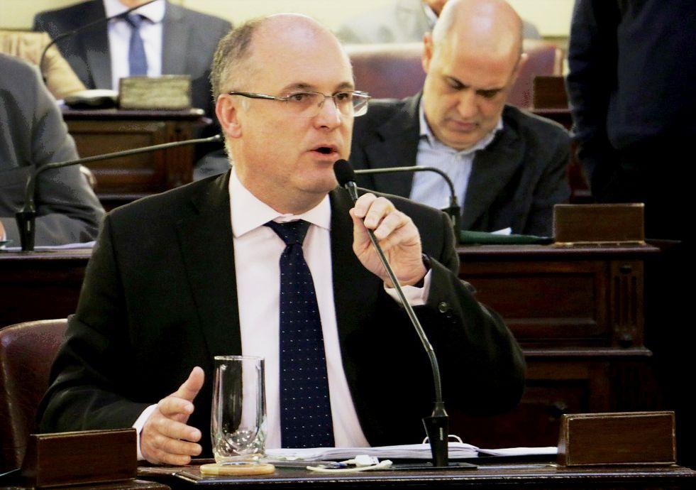 Jorge Henn. Crédito: Prensa diputado Henn