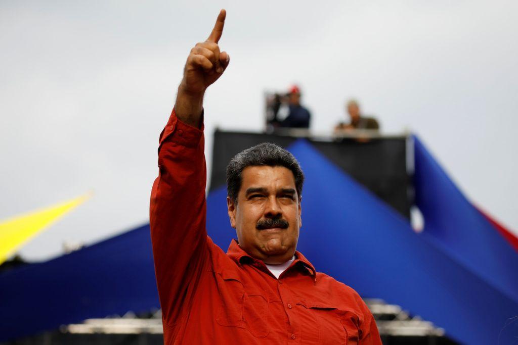 La OEA inició el proceso para echar a Venezuela y declara ilegítima la reelección de Maduro Crédito: Internet