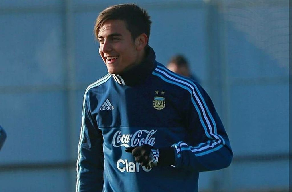 <strong>Foto:</strong> Twitter Dybala