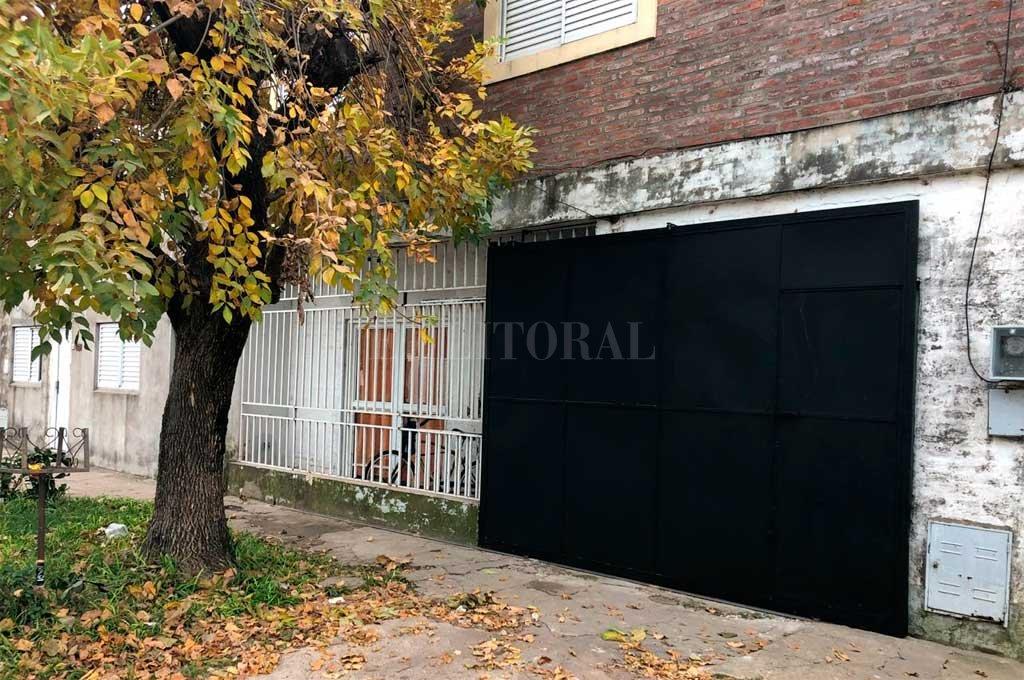 El depósito saqueado se ubica en Vieytes 2900, en barrio Belgrano.  <strong>Foto:</strong> El Litoral