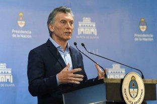 Macri viaja a Canadá para participar de la Cumbre G7