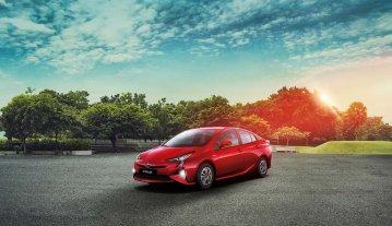 """Toyota Argentina celebra el """"Prius Day"""" en todo el país"""