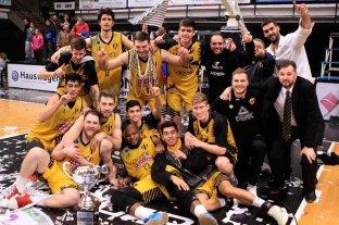 Libertad de Sunchales logró el ascenso a la Liga Nacional