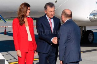 Macri ya llegó a Canadá para participar de la Cumbre del G7