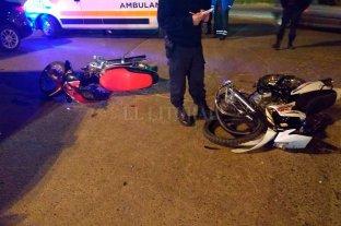 Falleció un motociclista en el norte de la ciudad