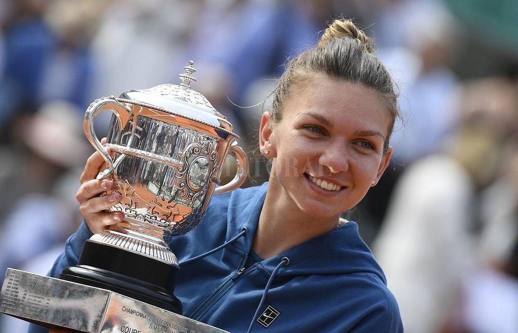 Simona Halep se redime y levanta su primer Roland Garros