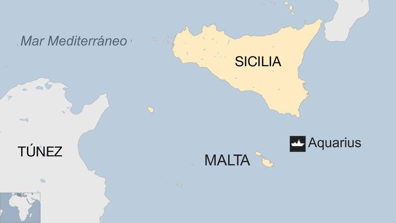 Italia inmigración: cierra sus puertos a los barcos de rescate de migrantes   Noticias del mundo   EiTB