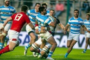Los Pumas quedaron en la décima posición del ranking World Rugby