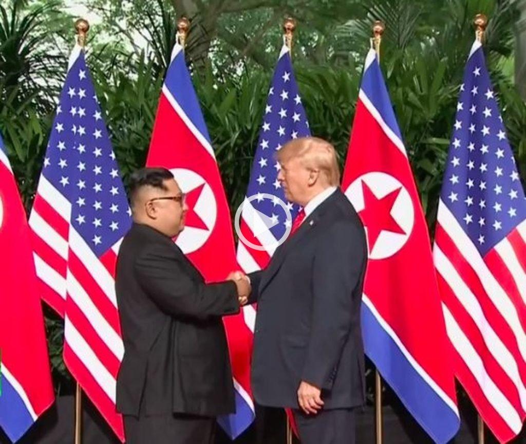 Kim Jong-un llegó a Singapur para reunirse con Donald Trump - Mundo