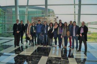 Integrantes del Programa Nuevos Dirigentes visitaron Sancor Seguros y el Cites