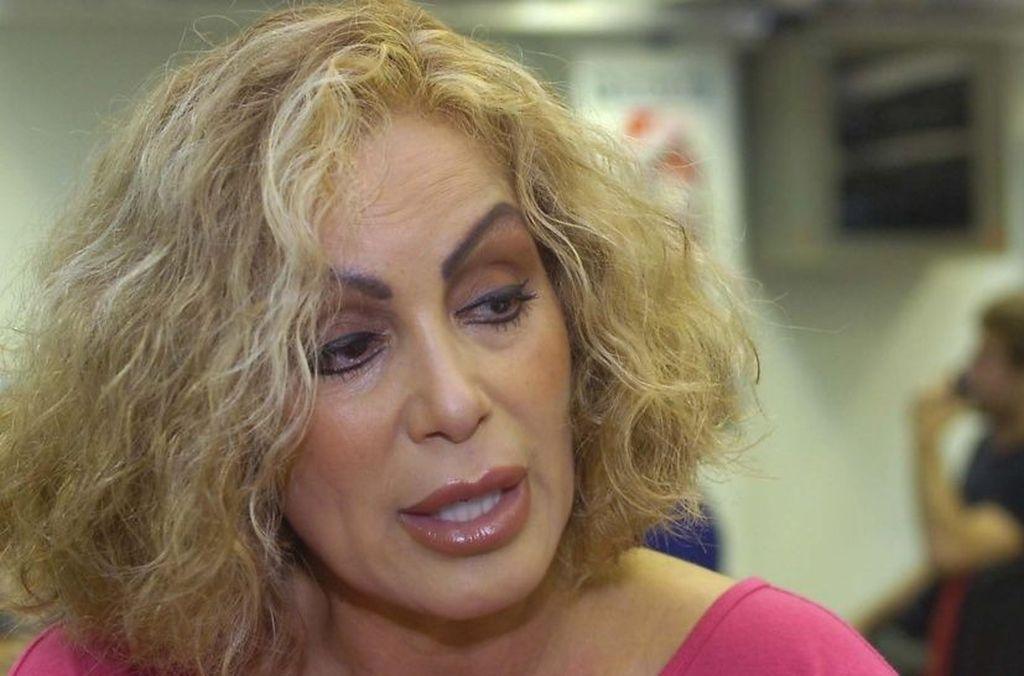 Internaron de urgencia a la actriz Beatriz Salomón
